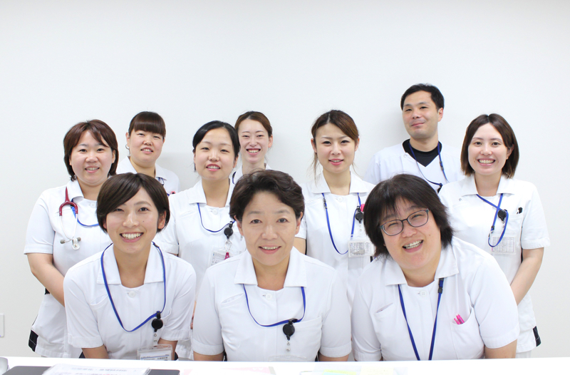 看護部 6病棟